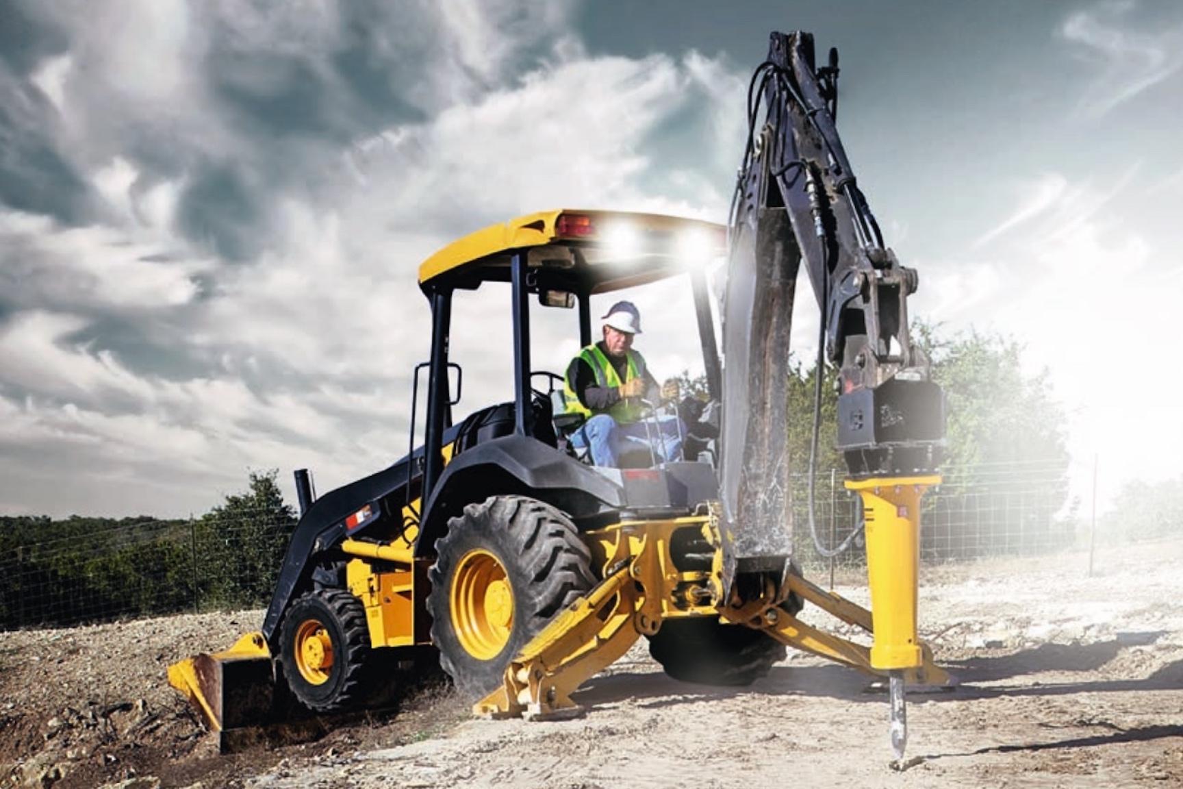 ES Hydraulic Hammer