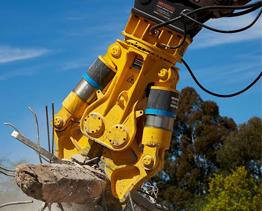 Concrete Buster – 1st In Australia